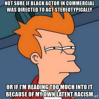 latent racism