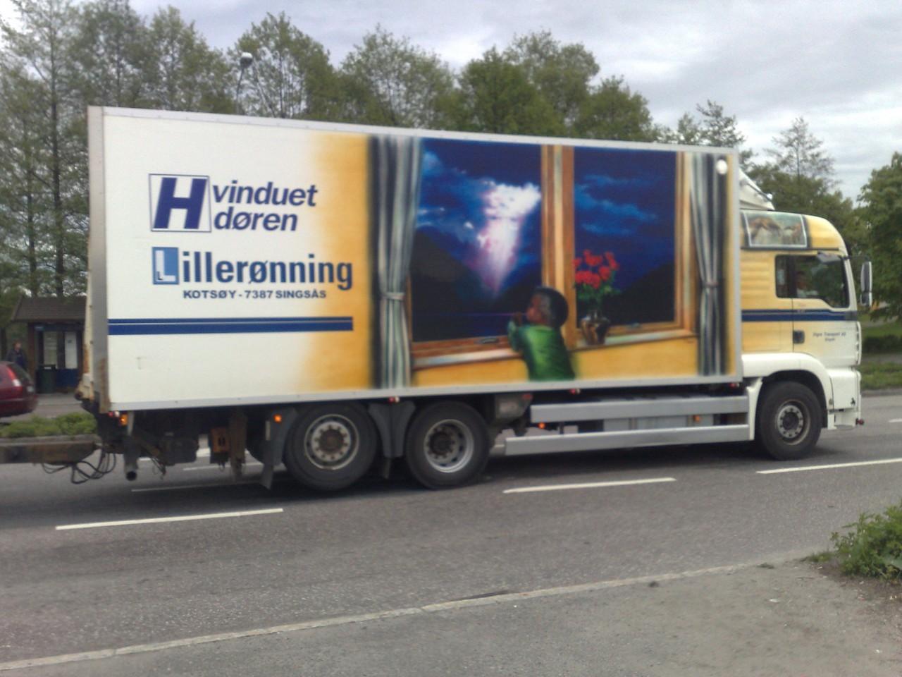 Digre Transport truck