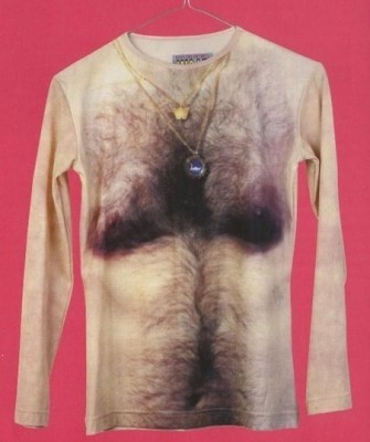 Hairy Chest shirt