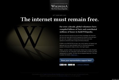 WIKIPEDIA-BLACKOUT
