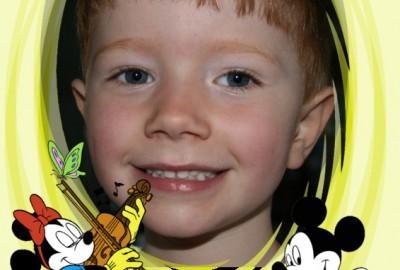 Jacob Meulie 4 år!