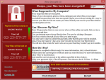 Screenshot of Wana Decrypt0r 2.0.