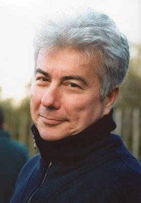 official photo of Ken Follett